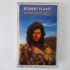 Robert-Plant-Now-and-Zen-Cassette-1988-Atlantic-Records
