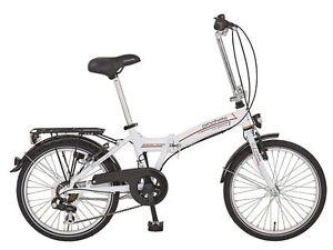 prophete 20 faltrad alu bike fahrrad klapprad. Black Bedroom Furniture Sets. Home Design Ideas