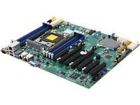 Supermicro Mbd-x10srl-f Server Motherboard Lga 2011 R3 on sale