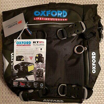 Oxford RT15 Lifetime Luggage TankBag