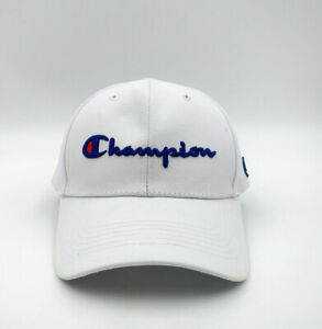 Champion New Embroidery Baseball Cap Unisex hat Snap-back 1 Size 100/% Authentic