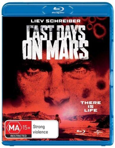 1 of 1 - The Last Days On Mars (Blu-ray, 2014)