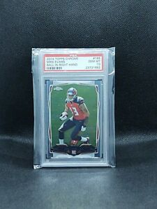 2014-topps-chrome-MIKE-EVANS-tampa-bay-buccaneers-rookie-card-PSA-10