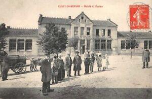 Cussy-En-Morvan-Town-Hall-and-Schools