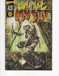 Wizard-ACE-Edition-7-Animal-Mystic-1-VF-NM-9-0-1996-Wizard