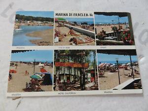 Carte Postale Période Marine De Eraclea Shipped 1971