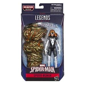 Hasbro-Marvel-Legends-Molten-Man-Build-A-Figure-Wave-SPIDER-WOMAN-6-034-Figure