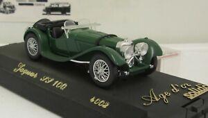Solido  4002:   Jaguar SS 100     (8465)