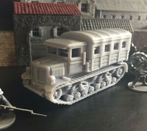 1/56 Soviet Heavy Artillery Tracteur/transport De Troupes-voroshilovets Bolt Action