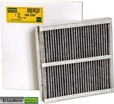 Cabin Air Filter MANN CUK 2339 fits 03-16 BMW Z4 3.0L-L6