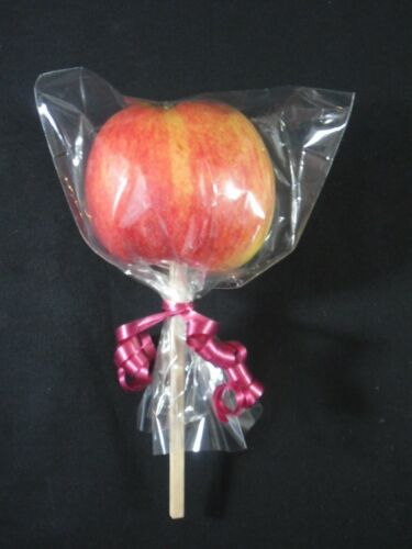 Toffee Apple sacs X50 5,25 pouces x 8inch
