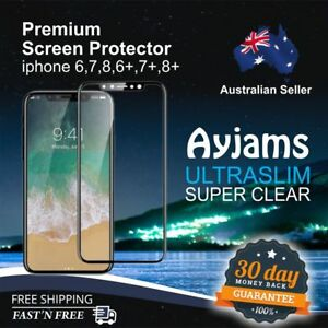 2X-Premium-Tempered-Glass-Screen-Protector-for-All-Apple-iPhone-models-6-7-8