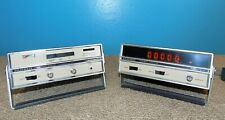Heathkit Ib 101 Frequency Counter Amp Ib 102 Frequency Scaler Good Condition Work