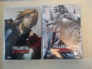 Fullmetal Alchemist Complete Series Season 1+2 (DVD, 6 ...