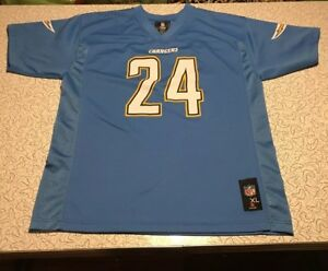 Details about Ryan Mathews San Diego Chargers Jersey Youth Size XL 18-20 Light Blue NFL