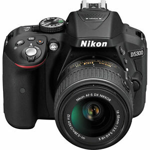 Sale-Nikon-D5300-Dslr-Camera-w-New-18-55mm-Af-p-Stepping-Vr-Motor-Nikkor-Lens