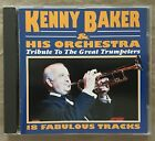 Kenny Baker & his Orchestra - Tribute To The Great Trumpeters CD Horatio Nelson