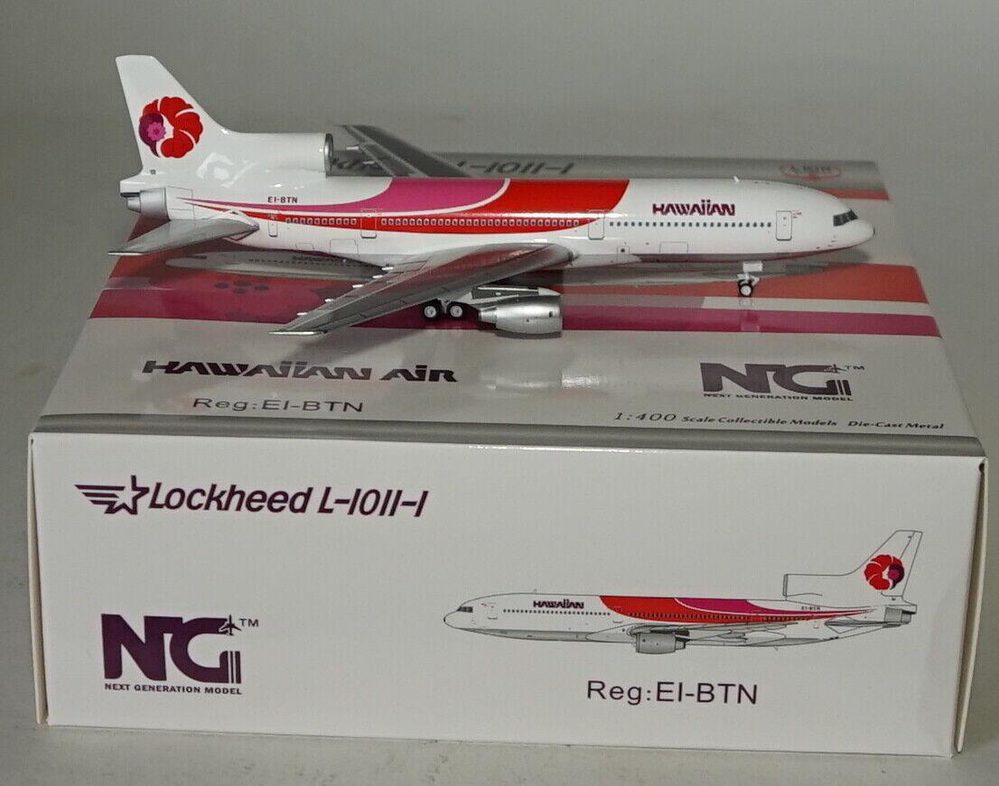 NG Modele 31003 Lockheed L1011-1 Hawaii Airlines Ei-Btn in 1 400 Maßstab