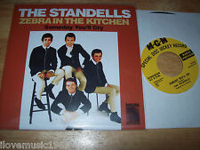 NEW The Standells RSD Zebra In The Kitchen/Someday You'll Cry RECORD STORE DAY