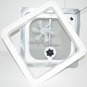 Image Is Loading 14 034 Ventadome Rv Camper Roof Vent 12