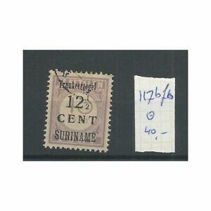 Suriname-117bfb-Hulpuitgifte-VFU-gebr-CV-40