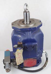 Mannesmann-Rexroth-Hydraulik-Pumpe-A10VSO100-DFEO-31R-PPA12K06-Gebraucht-Used