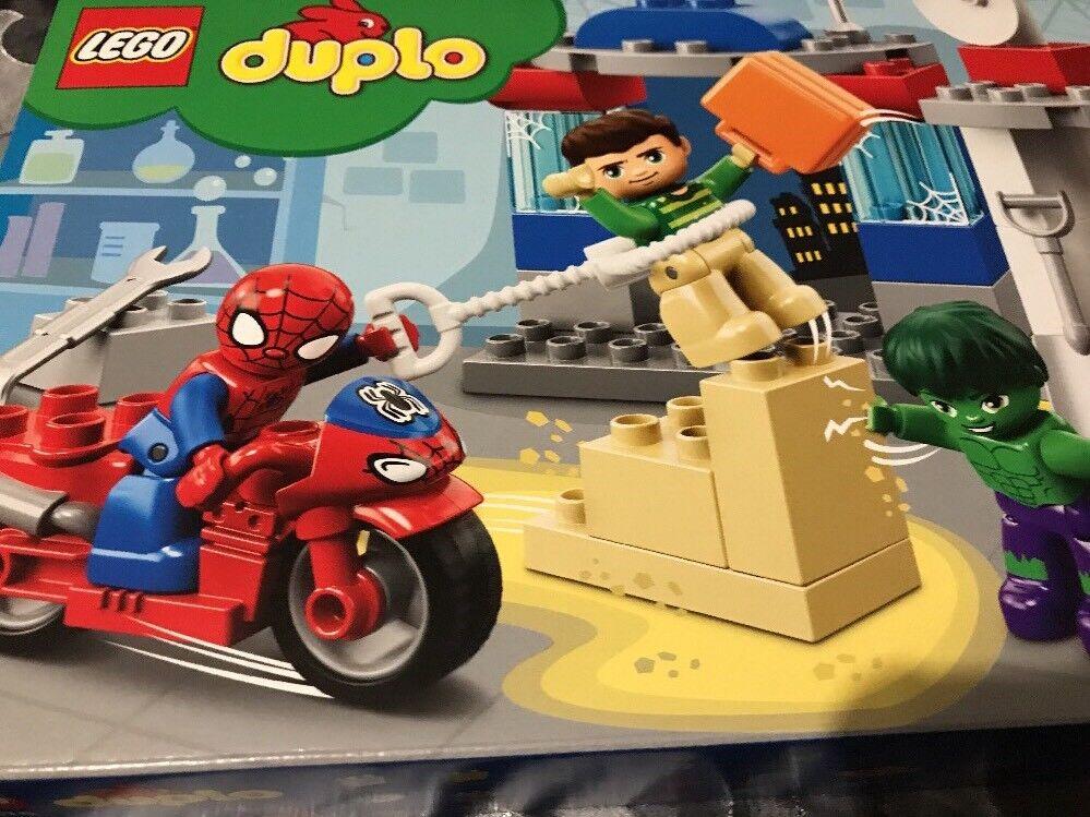 LEGO 10876 Duplo Super Heroes Spider-Man and Hulk Adventures