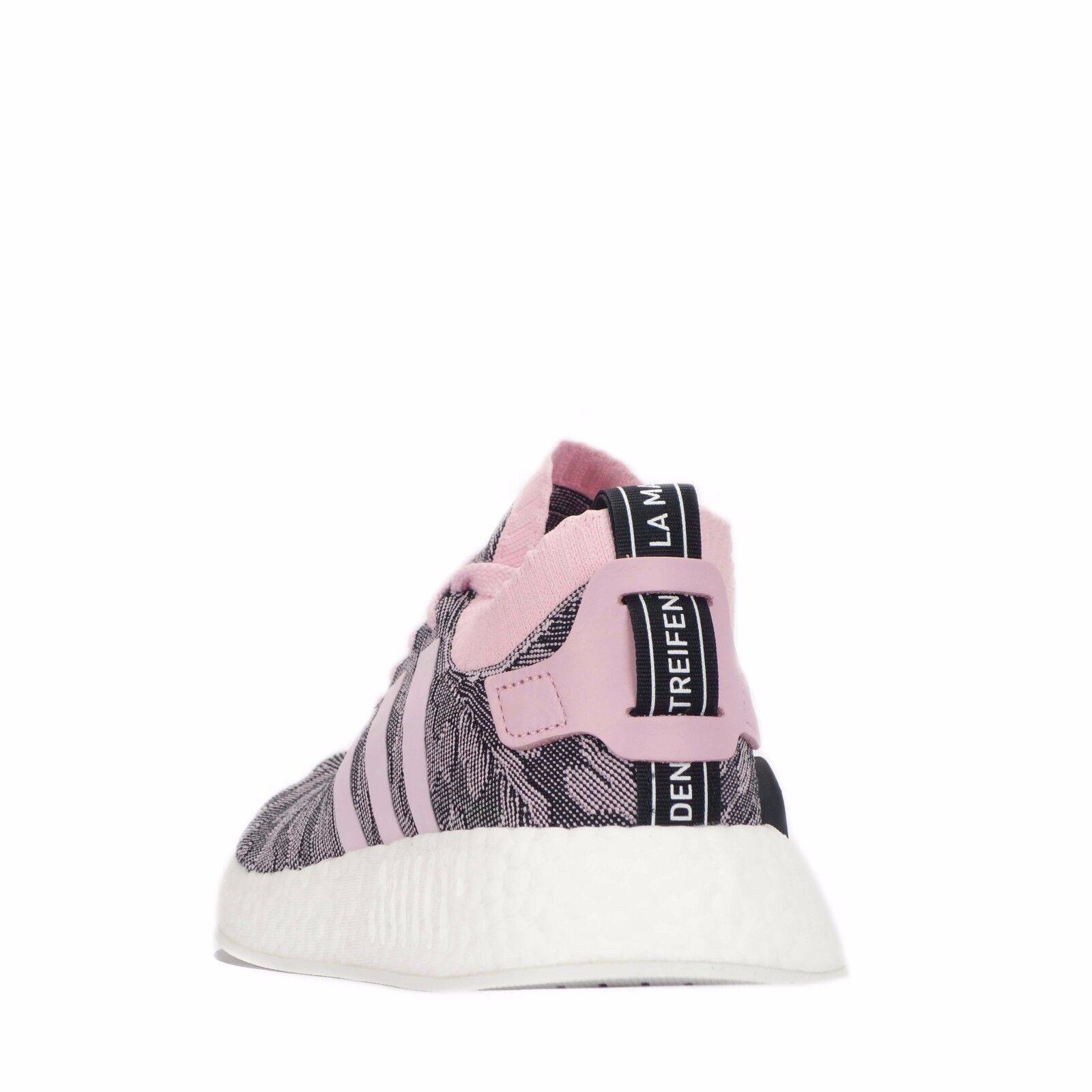 adidas Originals NMD_R2 Primeknit Wonder femmes  Shoes Wonder Primeknit Pink d76587