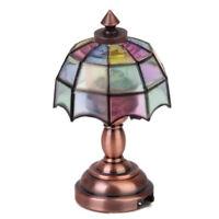 1/12 Working Led Light Lighting Lamp Battery Operated Dollhouse Miniature Decor