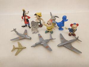 Antikspielzeug X-08262 Älteres Kunststoff Spielzeug L:flugzeug Ca.70mm,mit Gebrauchsspuren Ein Unverzichtbares SouveräNes Heilmittel FüR Zuhause