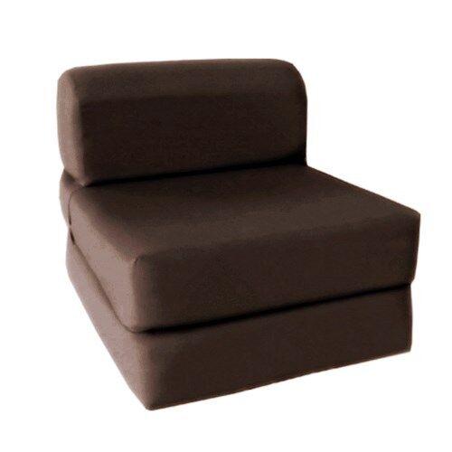 choose size single twin full sleeper chair seat mattress. Black Bedroom Furniture Sets. Home Design Ideas