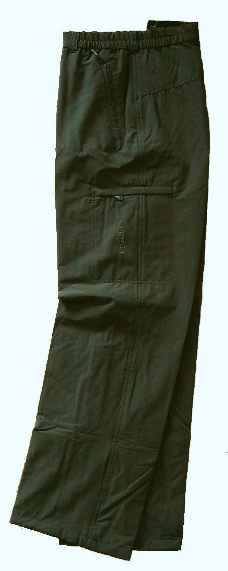 Hot Sportswear Herren Stretch Thermohose dunkelolivgrün Bestseller Hose