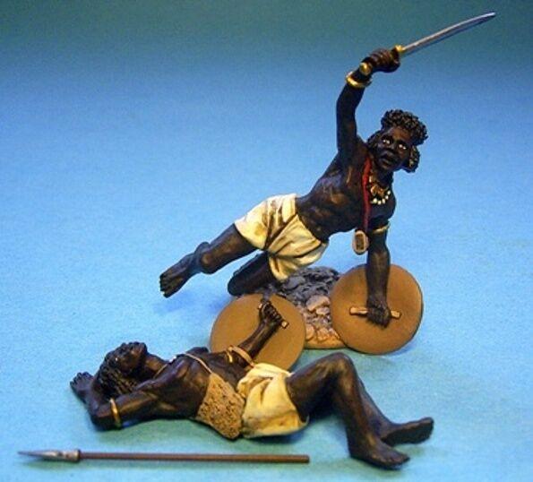 John Jenkins Designs 1ST Sudan Krieg MAD-04 Beja Krieger Opfer  2 MIB