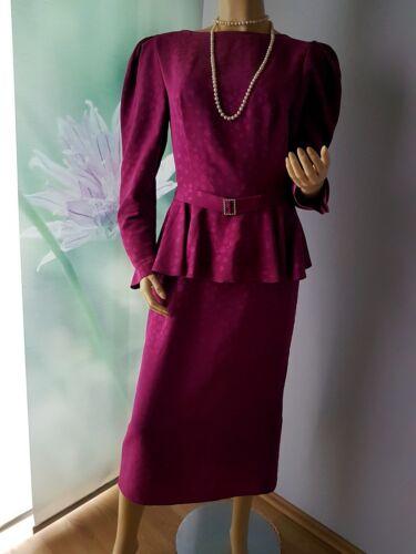 personnalisée 36 unique comme neuve 38 de créateur robe taille de Superbe fWZ0R1f6