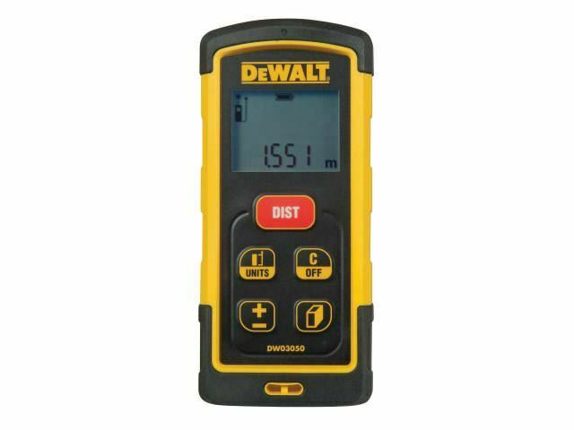 DEWALT - DW03050 Distance laser 50m