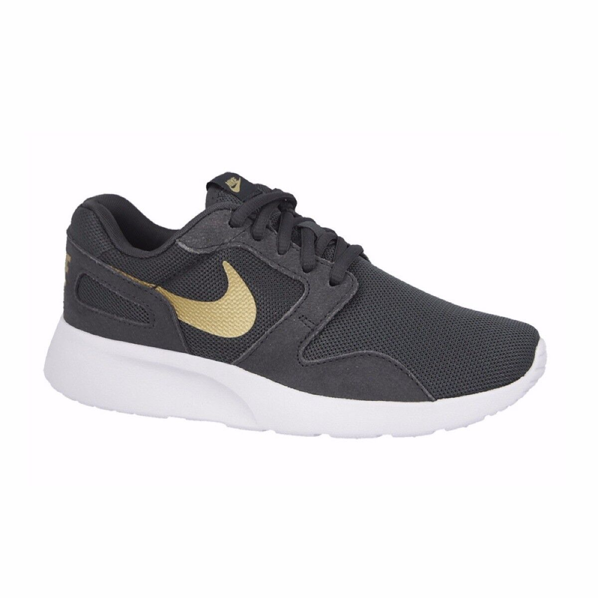 NIKE AIR KAISHI WOMENS TRAINERS SIZE 3 to 8 ANTHRACITE RUNNING SHOES NEW LIGHT