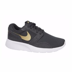 bec0098f49fb NIKE AIR KAISHI WOMENS TRAINERS SIZE 3 to 8 ANTHRACITE RUNNING SHOES ...