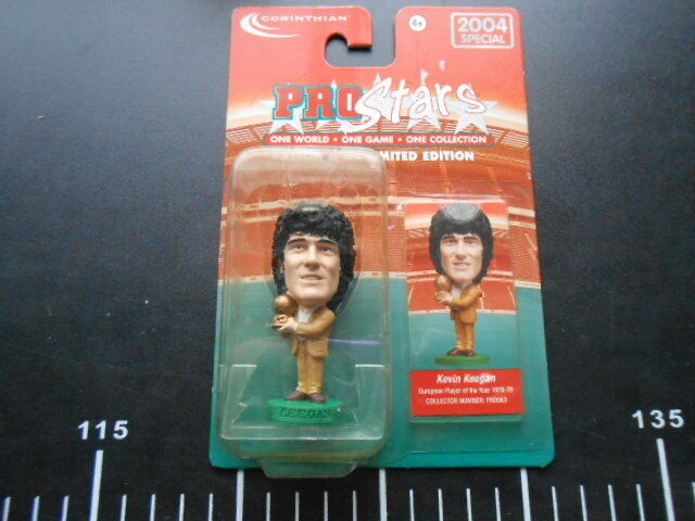 CORINTHIAN HEADLINERS KEVIN KEEGAN BALLON D'OR WINNER Figure PROSTARS Player