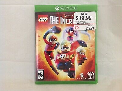 LEGO The Incredibles - Xbox One 886162364408   eBay
