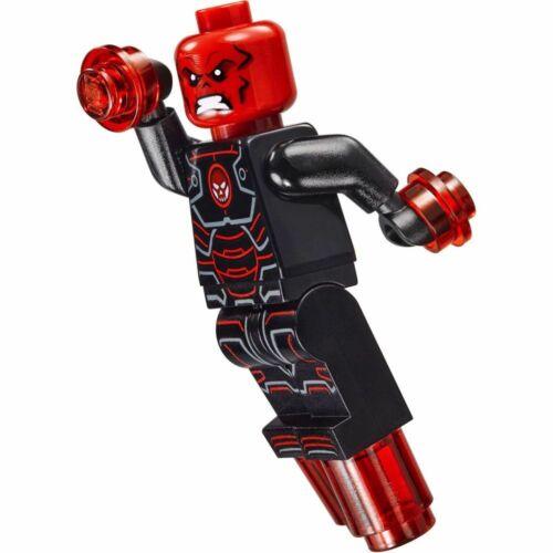 Lego Iron Skull Mini Figure Brand New Set Number 76048 Iron Skull Sub Attack