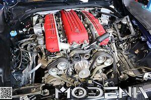 Ferrari-612-550-575-456-F456-F550-F575-Maranello-Zahnriemenwechsel-Zahnriemen