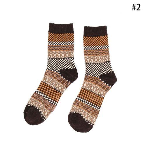 Männer Frauen Unisex Streifen Knöchel hohe Casual Baumwollmischung Socken/_Soft