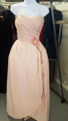 Rare 1950s Vintage Sylvia Ann Dress