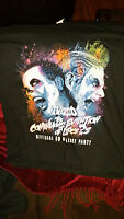 Twiztid Continuous Evilution Cd Release Party Shirt Whisky A Go Go 2xl 1-27-17