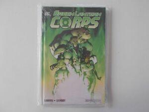 Dc Premium # 51. Corps Des Green Lantern. Le Compte... Reliés. Panini. Par Neuf Dans Sa Boîte-afficher Le Titre D'origine Brillant En Couleur