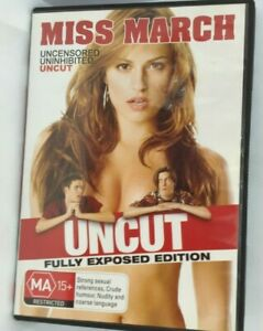 Miss-March-DVD-2009-PRE-OWNED