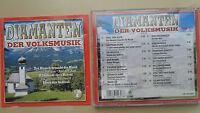 VA/Diamanten der Volksmusik Ursprung Buam, Kasermandln 14 Tracks/CD