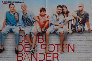CLUB-DER-ROTEN-BANDER-A3-Poster-42-x-28-cm-Luise-Befort-Tim-Oliver-Schultz