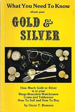 What you need to know about Gold & Silver (How much gold is in..) Oscar  Branson