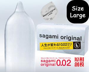 Sagami Original 002 10pcs Ultra Thin Condom 0.02 mm Made